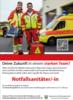 Werbung  Rettungsdienst