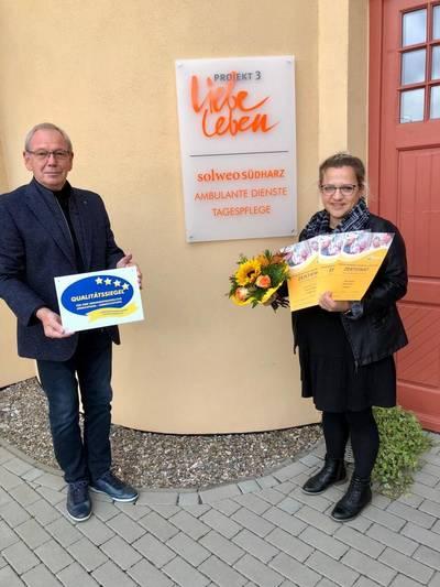 "Projekt 3 ""Liebe leben' erhielt Zertifikate"