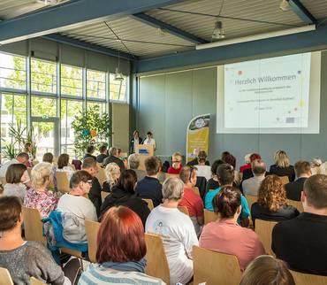 """Aktionswochen """"Gemeinsam für Inklusion in Mansfeld-Südharz"""" 2019"""