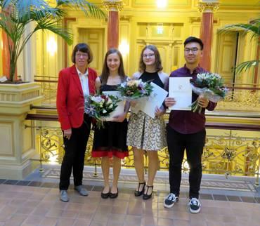 Landesförderpreise für Schüler der Kreismusikschule