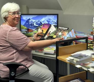 Gegen Langeweile in der Corona-Quarantäne: Die Onleihe in der Bibliothek