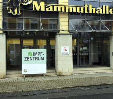 Mammuthalle in Sangerhausen nach 75.000 Impfungen wieder frei nutzbar