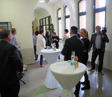 6. Ausstellung mit Werken aus der Mansfeld-Galerie eröffnet