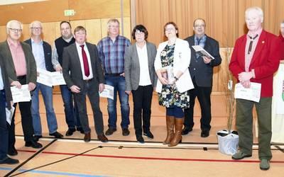 """Riestedt gewinnt Kreiswettbewerb """"Unser Dorf hat Zukunft"""""""