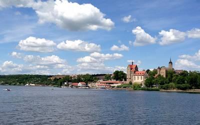 Auch aus dem Süßen See darf kein Waser mehr gepumt werden. Foto: Fotoachiv Landkreis Mansfeld-Südharz
