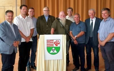 Fraktion der Freien Bürger (FB) ©Landkreis Mansfeld-Südharz/U. Gajowski