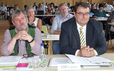FDP-Fraktion im Kreistag Mansfeld-Südharz ©Landkreis Mansfeld-Südharz/U. Gajowski