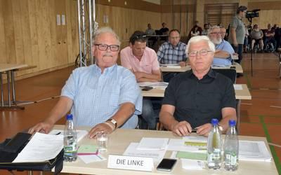 Fraktion DIE LINKE im Kreistag Mansfeld-Südharz ©Landkreis Mansfeld-Südharz/U. Gajowski