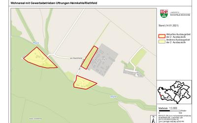 2. Ausbau Südharz Uftrungen Heimkehle Riethfeld