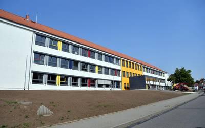 Sekundarschule Hettstedt 'Anne Frank' - Ganztagsschule