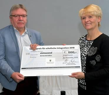 Berufsbildende Schulen gewinnen Landespreis für schulische Integration