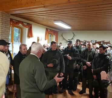 Jägerprüfung 2019 im Landkreis