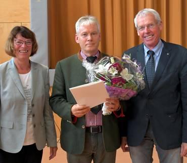 Kreistag wählt Steffen Engelmann zum Kreisjägermeister