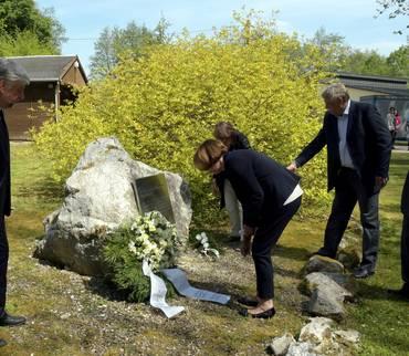 75 Jahre Kriegsende - Gedenken an die Opfer von Krieg und Gewaltherrschaft