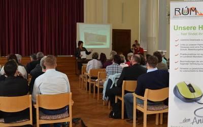 Die Vereinbarkeit von Arbeit und Familie wurde im Landkreis immer wieder diskutiert. Foto: Landkreis Mansfeld-Südharz/Uwe Gajowski
