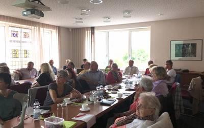 Pflegestärkungsgesetz auf Tagung des Kreisseniorenrates in Eisleben debattiert