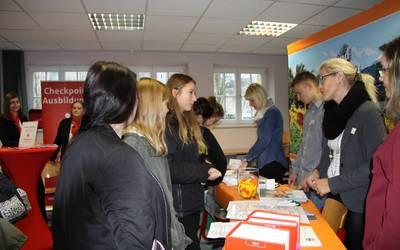 ZACK - Berufsorientierungsmesse im Landkreis Mansfeld-Südharz läuft auf Hochtouren