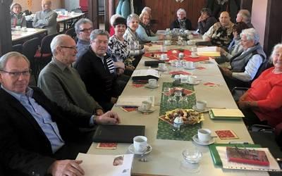 Sicherheit für Seniorinnen und Senioren groß geschrieben