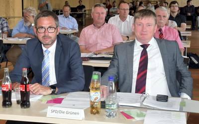 Fraktion SPD/GRÜNE im Kreistag Mansfeld-Südharz