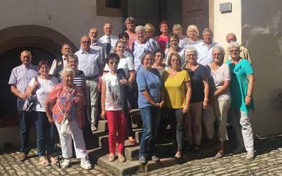 Kreisseniorenrat trifft sich in Allstedt